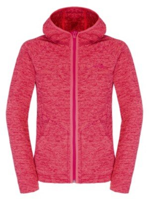 THE-NORTH-FACE-Damen-Jacke-Nikster-Full-Zip-Hoodie-Cerise-PinkRambutan-Pink-L-T0A6KLQ3J