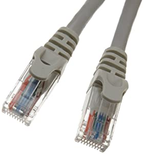 Exacon RJ45 Cat5e Ethernet Patch Cable (50 Feet/15.2 Meters)