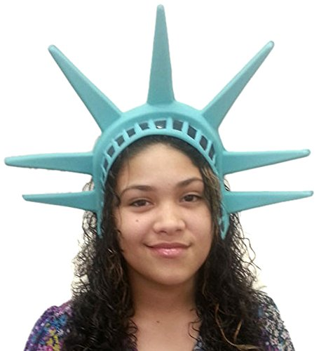 Statue Of Liberty Head Piece - Statue Of Liberty Head Piece For Costume (Statue Head compare prices)