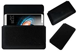 MBW A Brand New Leather Cover Pouch Carrying Case for Karbonn A21 Android High Quality Product available at Amazon for Rs.199