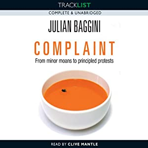 Complaint   [Julian Baggini]