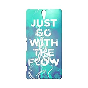 G-STAR Designer Printed Back case cover for Sony Xperia C5 - G6659