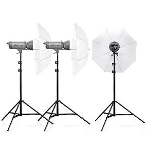 Walimex Pro Studioset VC-600/600/600