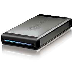AcomData PureDrive 500 GB USB 2.0/eSATA External Hard Drive PHD500USE-72