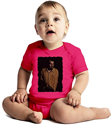 Alligatoah Amazing Quality Baby Bodysuit by True Fans Apparel - Made From 100% Organic Cotton- Super Soft V-Neck Style - Unisex Design- Perfect As A Present 3-6 months