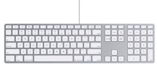 アップル Apple Keyboard (テンキー付き) -JIS MB110J/A