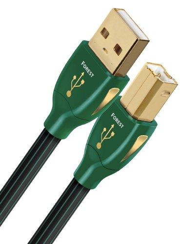 Câbles informatiques Audioquest Forest USB (1,5 m)