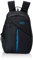 Wildcraft Wiki Daypack 33 liters Black Casual Backpack (8903338041542)