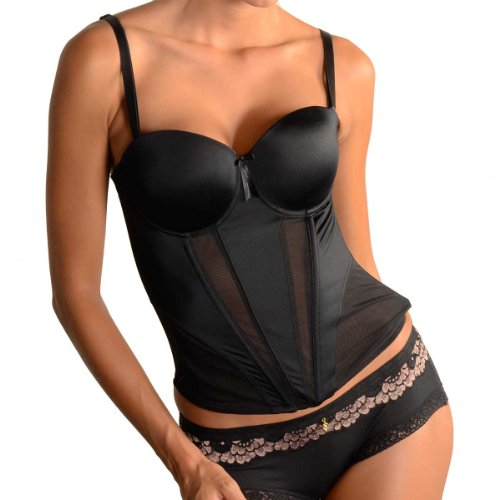 Curvi Women's Strap Or Strapless Underwire Compression Body Slimmer