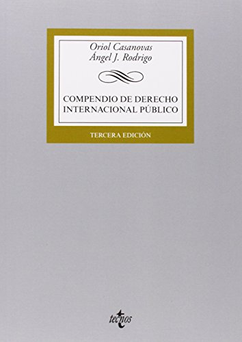 COMPENDIO DE DERECHO INTERNACIONAL PUBLICO