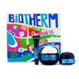 Biotherm - Blue Therapy Set: Blue Therapy Cream Spf 15 50Ml + Blue Therapy Night 15Ml + Blue Therapy Serum 10Ml - 3Pcs