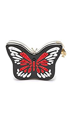 Kate Spade New York Women's Embellished Butterfly Clutch