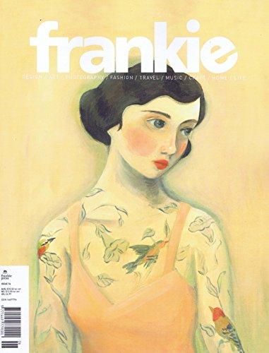 Frankie No. 74 2016 大きい表紙画像