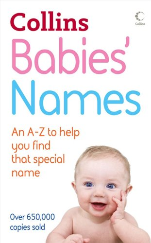 Collins Babies' Names PDF