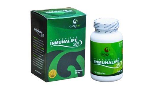 Ganolife Vitashield Inmunalife 365 90 Caps - 500Mg