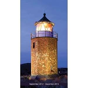(4x7) Lighthouses - 2013 Pocket Planner Calendar