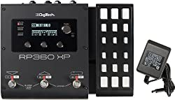 Digitech RP360XP Guitar Multi Effects USB Pedal (with Expression Pedal) w/Power Supply by Digitech