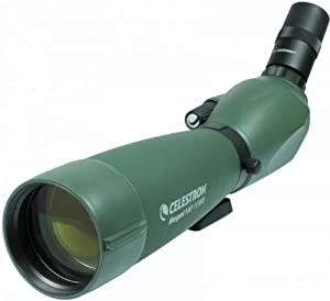 Celestron Regal M2 LER 27x80 ED Spotting Scope, OD Green 52312 by Celestron