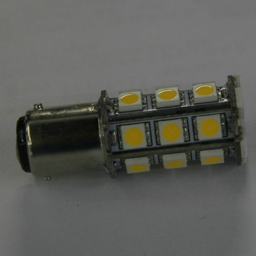 Ba15D 1142 1076 Rv Boat Led Light Bulb 280 Lm Warm White 12V