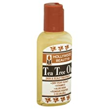 Hollywood Beauty Tea Tree Oil, Skin and Scalp Treatment, 2 oz.