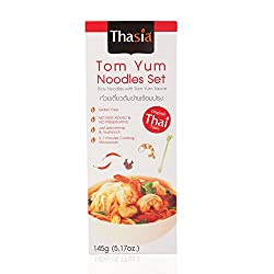 Thasia Noodle Set, Tom yum, 145gm