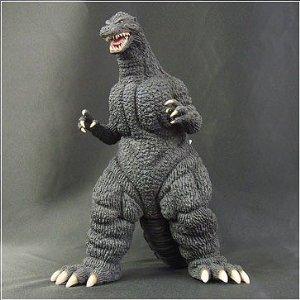 東宝大怪獣シリーズ ゴジラ1989 (PVC塗装済み完成品 一部組立て式)