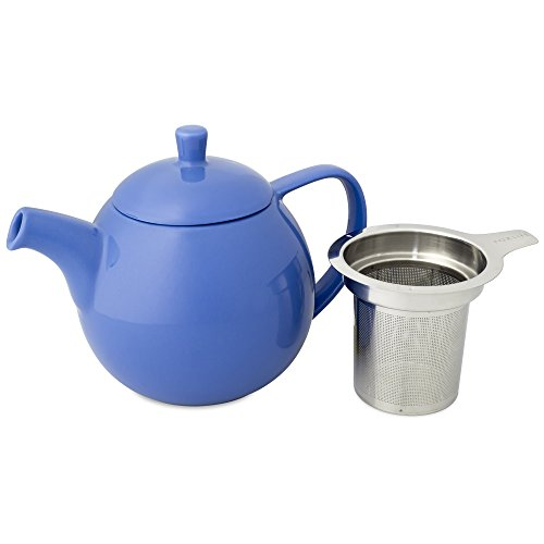 FORLIFE Curve 24-Ounce Teapot with Infuser