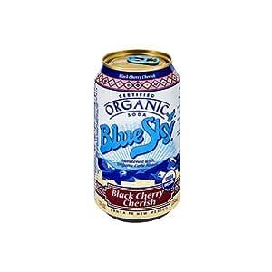 Blue Sky Black Cherry Cherish, 12-Ounce (Pack of 24)