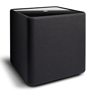 KEF KUBE-1 8 Powered Subwoofer (Black) $249.99