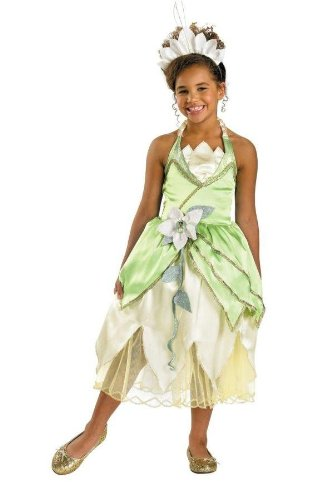 Costumes For All Occasions Dg50575K Princess Tiana Dlx 7-8