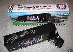 RUSTY WALLACE (NASCAR) signed Race Car Carrier w  COA - Autographed NASCAR Diecast... by Sports Memorabilia