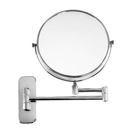 Songmics 7scomparto + normale specchio cosmetico 8inch-Specchio cosmetico specchio da parete BBM713su entrambi i lati