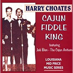 Cajun Fiddle King (CD) by Harry Choates
