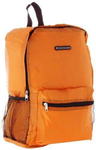 Giordano Yellow Ochre Rucksack (GAA-9012)
