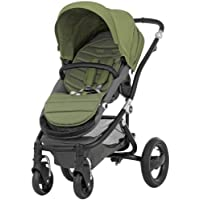 Britax Affinity Complete Stroller (Black with Cactus Green)