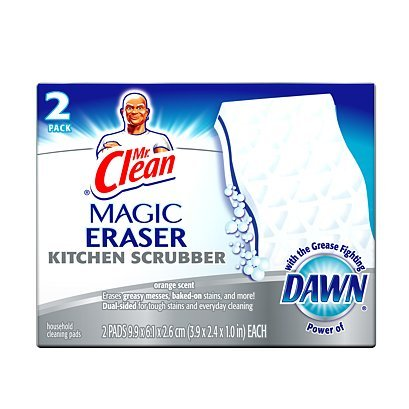 Mr Clean Magic Eraser Kitchen 12X2 Ct