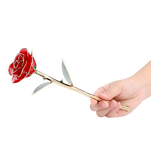 anself-regalo-ideal-24k-oro-sumergido-recorte-real-flor-de-rosa-lujo-precioso-con-caja-de-regalo-par