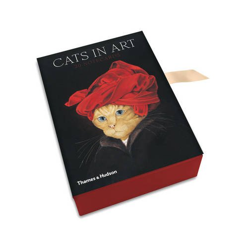 Cats in Art : 20 Notecards