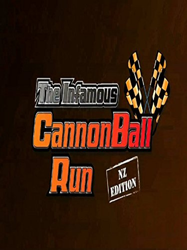 Cannon Ball Run NZ