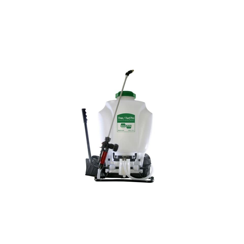 61900 Tree / Turf Pro Commercial Backpack Sprayer SS Wand, 4