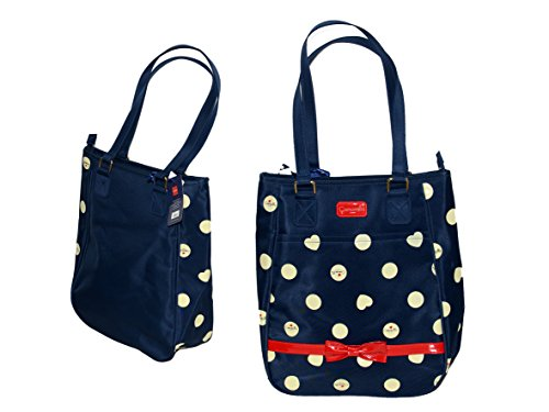 Shopper Blu Camomilla