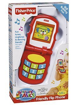 Fisher Price Cell Phone