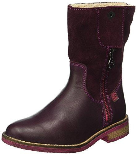 agatha-ruiz-de-la-prada-girls-161986-warm-lined-short-shaft-boots-and-bootees-red-size-5