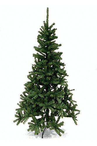 Galileo-Casa-Albero-di-Natale-altezza-180cm-colore-verde-scuro-plastica-e-metallo