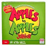 Apples to Apples Junior - The Game of Crazy Combinations!