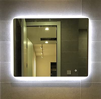 Rectangular Wall Mounted Bathroom Mirrors