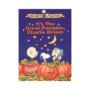 Peanuts: It's the Great Pumpkin Charlie Brown [DVD] [Region 1] [US Import] [NTSC]