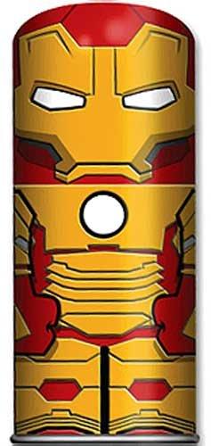 Funko Marvel: Iron Man Movie 3 Mark 42 Tin-Tastic Playset - 1