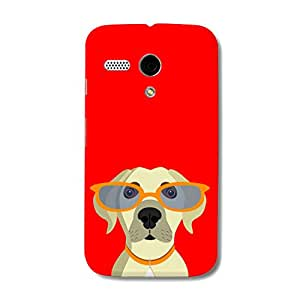 Uptown 18 Back Cover for Moto G