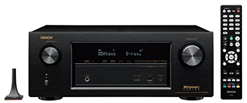 Denon AVR-X2200W 7.2 Channel Full 4K Ultra HD A/V Receiver with Bluetooth and Wi-Fi (Dennon 2000 compare prices)